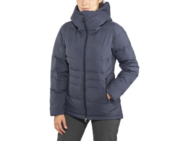 34670a85a Bergans Stranda Down Hybrid Jacket Women dark navy/dark fogblue
